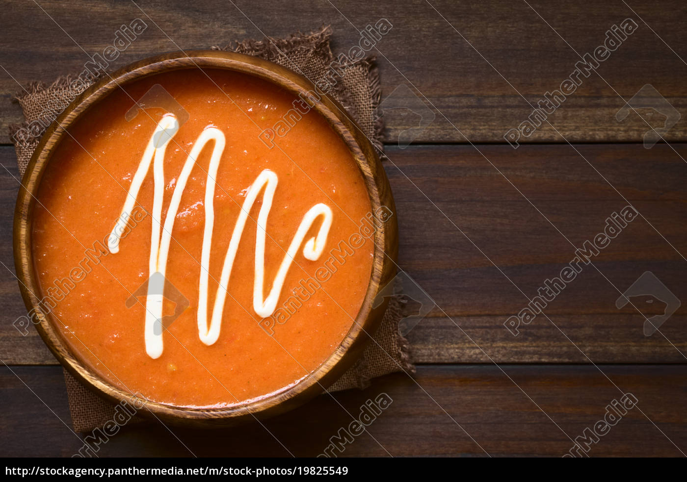 cream, of, tomato, soup - 19825549