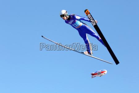 qualification new year ski jumping garmisch