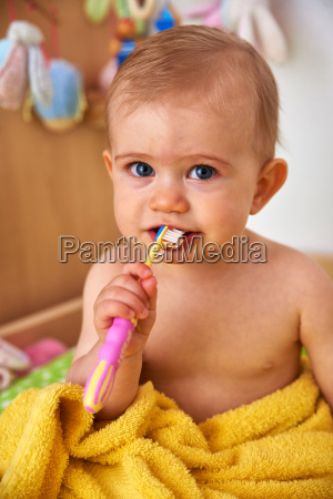 first toothbrush