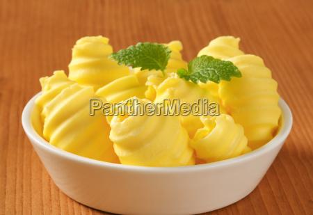 fresh butter curls