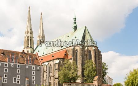 church in goerlitz