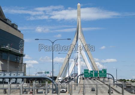 boston cable bridge