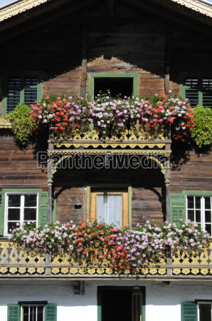 house in the zillertal