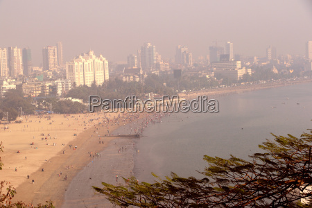 girgaum chowpatty beach is one of