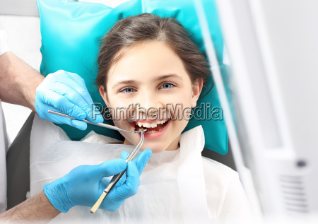 treatment of cavities baby at dentist
