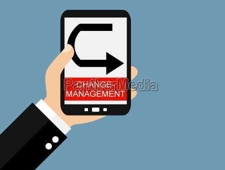 change management with your smartphone