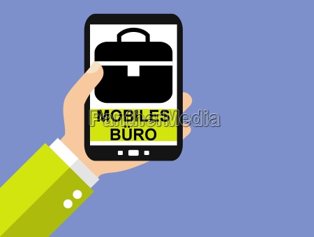 mobile office on your smartphone