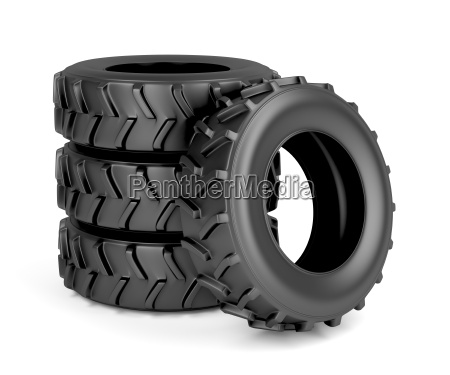 tractor or machinery tires