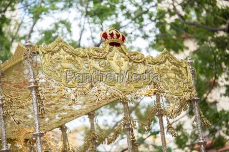 holy week in malaga spain details