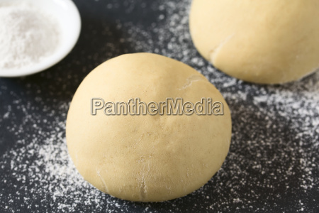 risen, or, proved, yeast, dough - 20114080