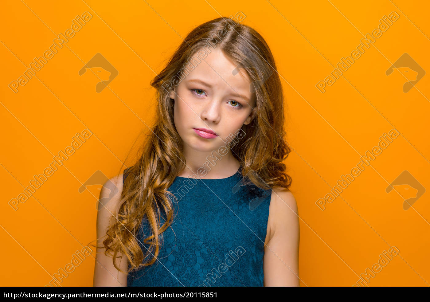 the, face, of, sad, teen, girl - 20115851