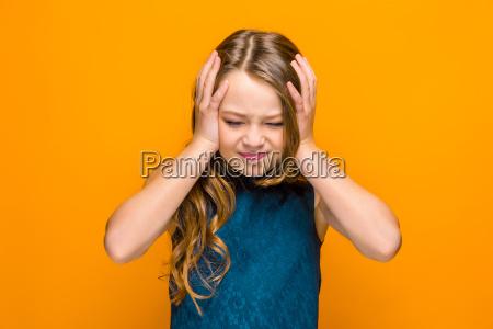 the, face, of, sad, teen, girl - 20115861