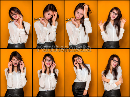 the, young, woman's, portrait, with, emotions - 20115941