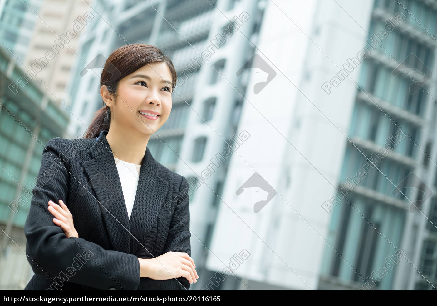 young, business, woman - 20116165