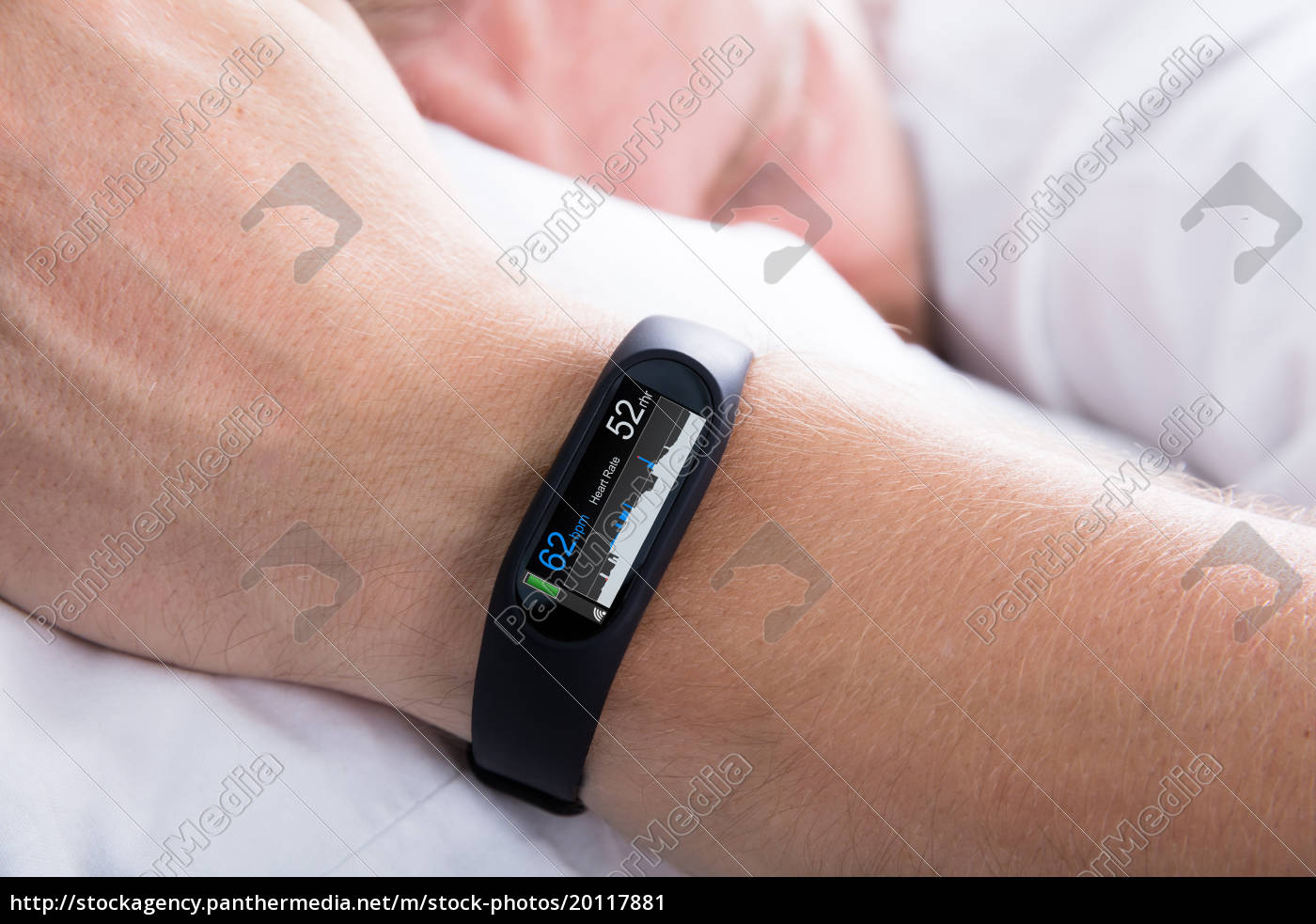 fitness, activity, tracker, with, heartbeat, rate - 20117881
