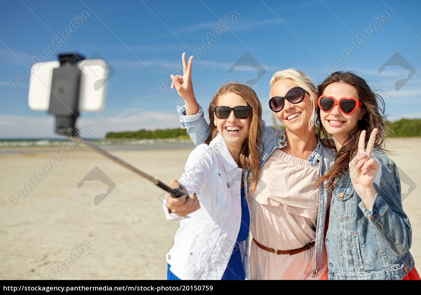 group, of, smiling, women, taking, selfie - 20150759