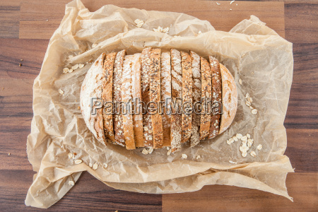 various, types, of, bread, sliced - 20151681