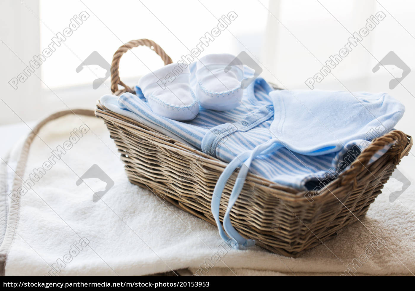 close, up, of, baby, clothes, for - 20153953
