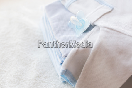 close, up, of, baby, clothes, for - 20153959