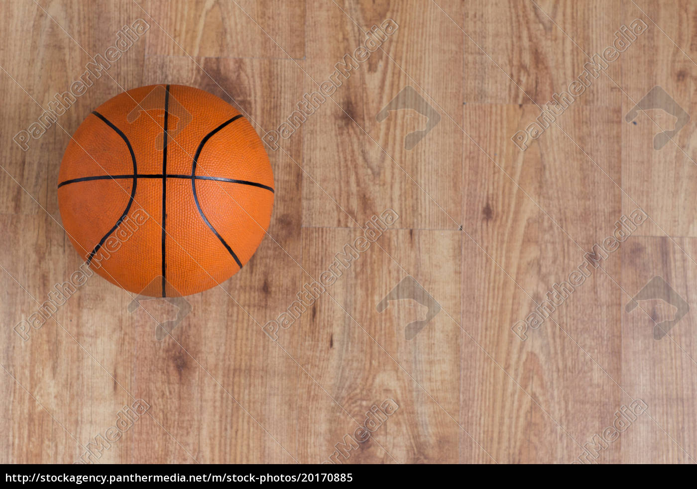 close, up, of, basketball, ball, on - 20170885