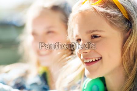 happy, teenage, girl, face - 20170821