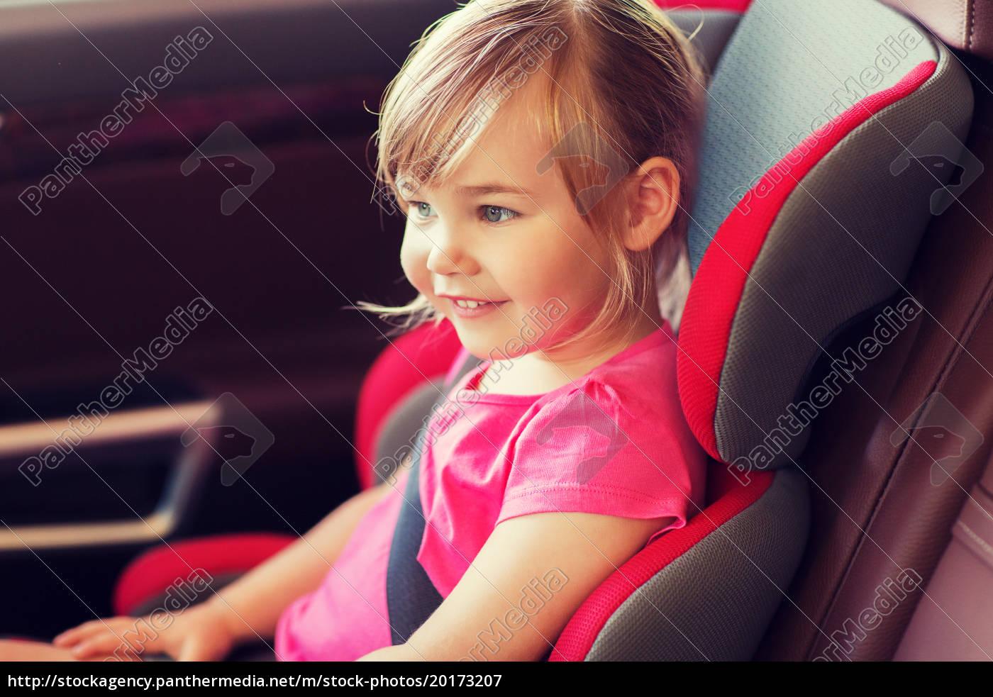happy, little, girl, sitting, in, baby - 20173207