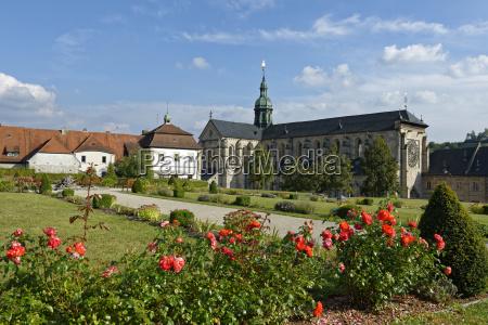 germany bavaria franconia former monastery ebrach