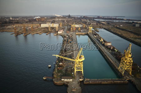 usa maryland aerial photograph of the