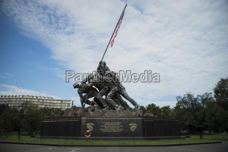 usa arlington marine corps war memorial
