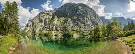 germany bavaria lake obersee
