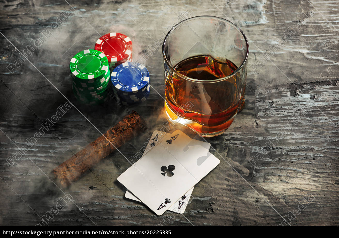 cigar, , chips, for, gamblings, , drink, and - 20225335