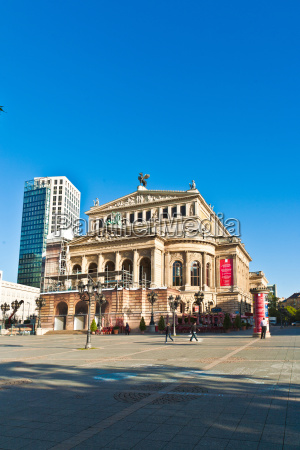 view to rebuild opera house in