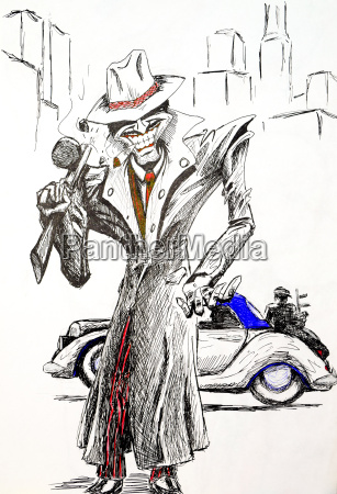 american gangster 30s of the twentieth