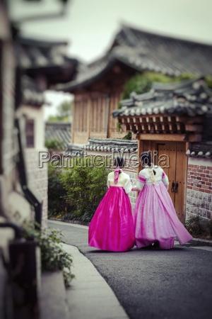 seoul south korea october