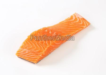 naranja comida pescado pesca congelado crudo