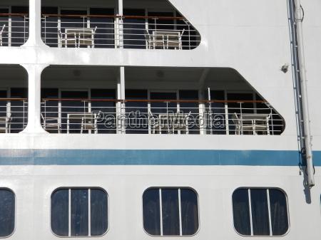 azamara quest tourist liner in the