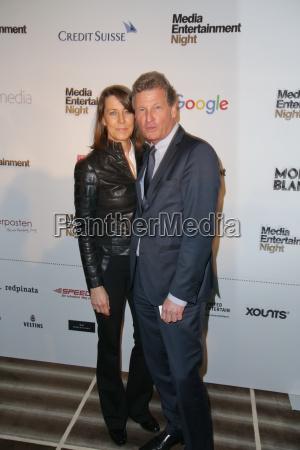 bernd buchholz and his wife inge