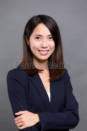 asian, young, businesswoman - 20506705