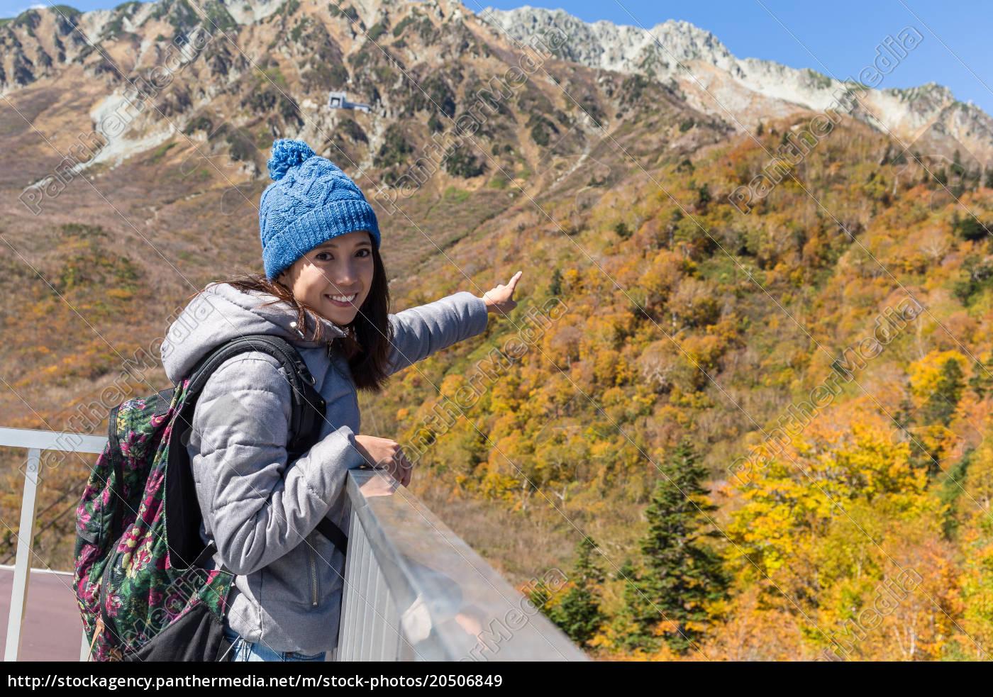 woman, go, hiking, in, tateyama - 20506849
