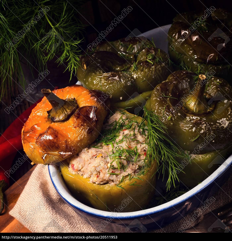 stuffed, peppers - 20511953