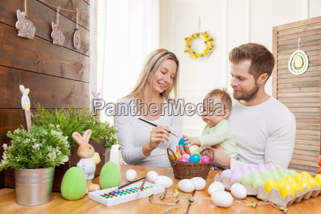 easter, concept., happy, mother, and, father - 20512491