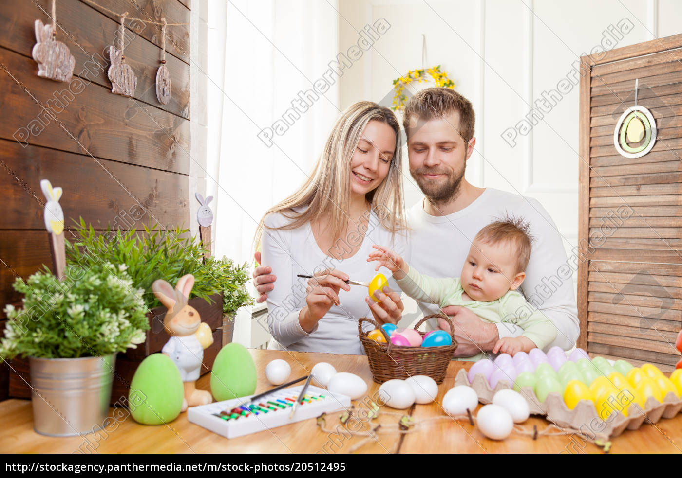 easter, concept., happy, mother, and, father - 20512495