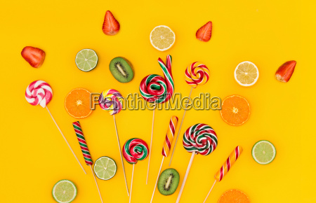 the, colorful, candies, background - 20512093