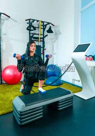 the, female, athlete, doing, they, exercise - 20512047