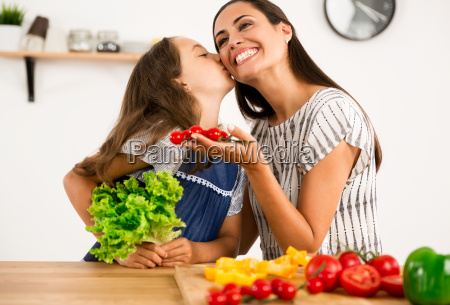 having, fun, in, the, kitchen - 20513145
