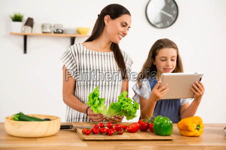 having, fun, in, the, kitchen - 20513223