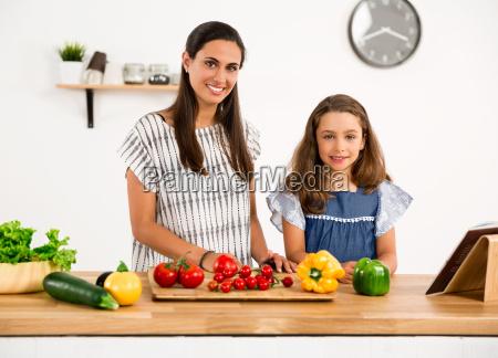 having, fun, in, the, kitchen - 20513251