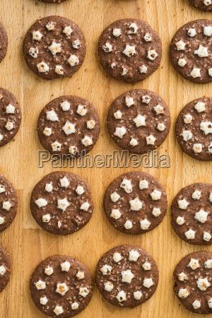 dark, chocolate, cookies. - 20518981