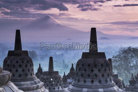 indonesia central java magelang candi borobudur