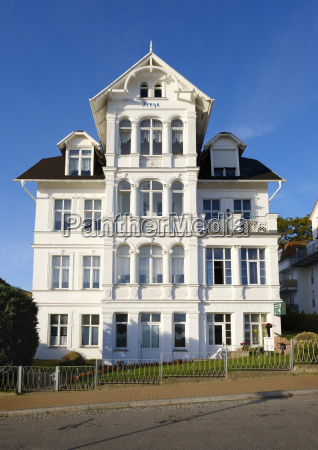 germany usedom bansin villa